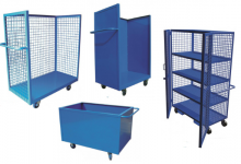 Canway Box and 3 sided carts