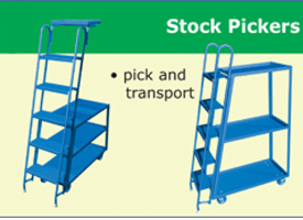 Canway stock picker carts_01