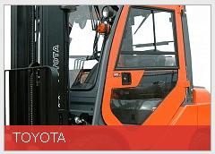 Toyota Harris Cab