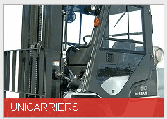 Unicarriers Harris Cab