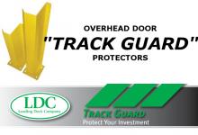 LDC Overhead Door Track Protector icon