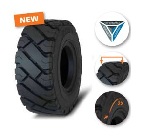 Solideal ED Plus Tire