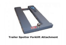 Trailer Spotter Attachment