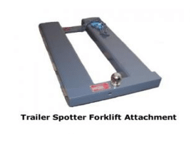 Trailer Spotter Attachment