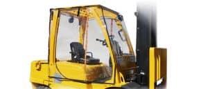 Atrium Forklift Cover