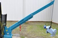 LCH5 Craneboom forklift attachment