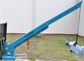 LCH5 Craneboom forklift attachment