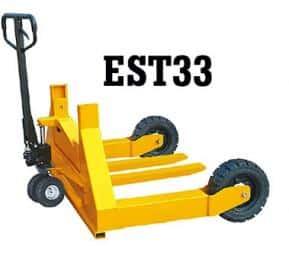 EST33 - Straddle Pallet Truck