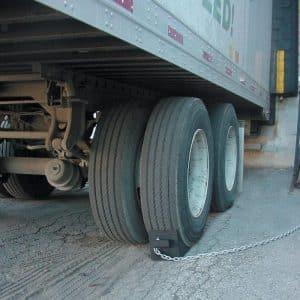 Wheel Chocks - Trailer