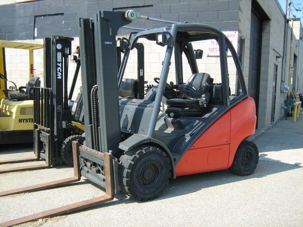 Used Forklifts - Linde - H25T