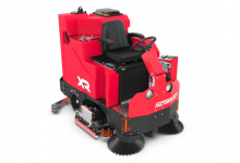 Factory Cat XR Floor Scrubber