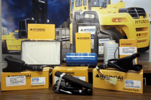 Hyundai Genuine Forklift Parts