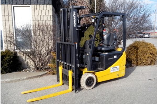 Komatsu - Used Forklift