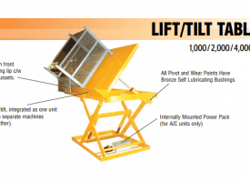 lift tilt tables