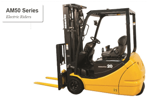 AM50 Electric Forklift