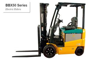 BBX50 Series Komatsu Electric
