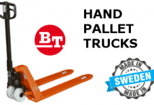 BT Lifter - Hand Pallet Trucks
