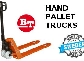 BT Lifter - Hand Pallet Trucks