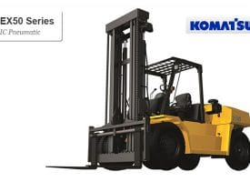 EX50 Series Forklifts