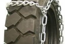 Forklift Tire chain
