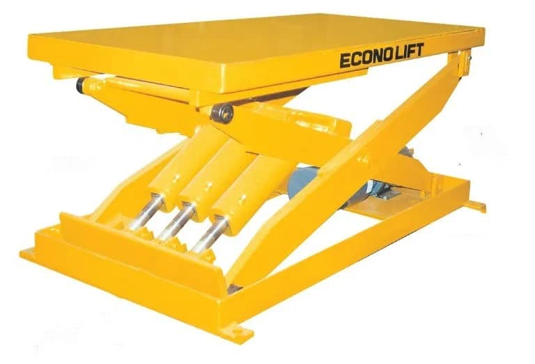 Econo Lift Heavy Duty Lift Table