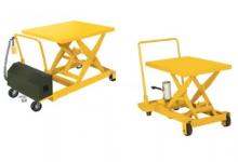Portable lift tables