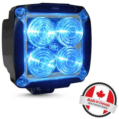 Blue LED light MIC