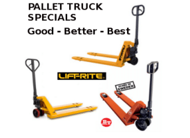 Liftrite Pallet Trucks