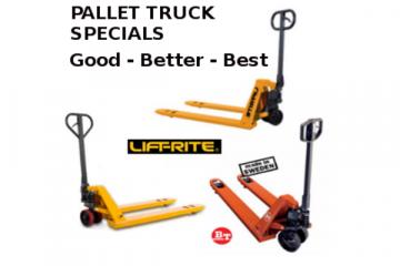 Liftrite Pallet Trucks