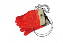 propane handling gloves