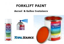 Forklift Paint