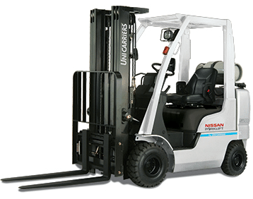 Unicarriers - Platinum II forklift
