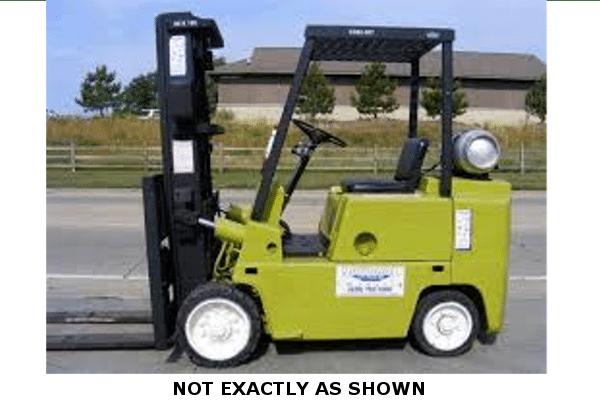 Used Forklift - Clark