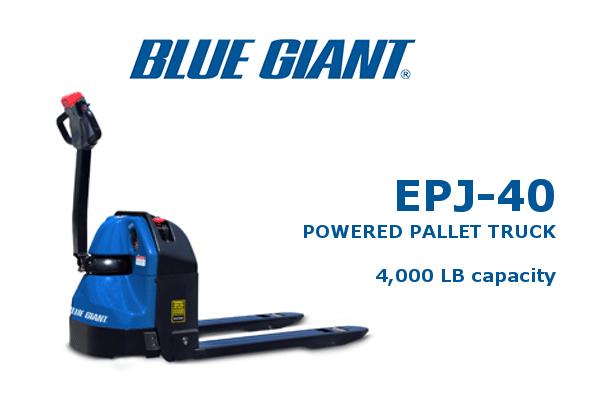 Blue Giant EPJ-40