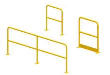 Barriers and handrails