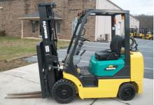 Komatsu Used Forklift