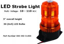LED Amber Strobe X1500_01