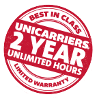 Unicarriers Forklifts Warranty