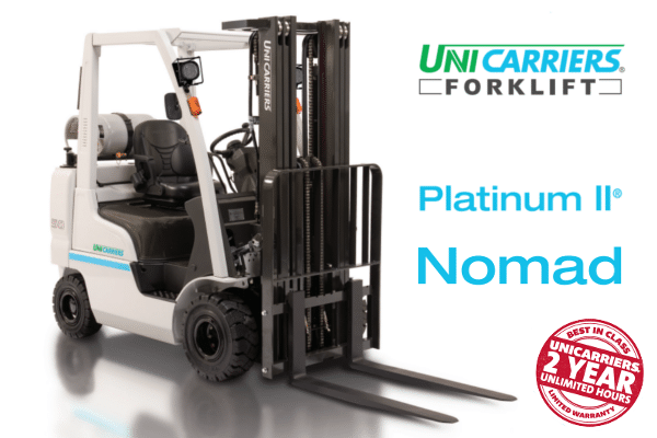 Unicarriers Nomad AF50