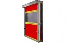 All Season Modular Environmental Door