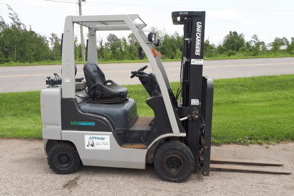 Unicarriers AF50LP Nomad Forklift