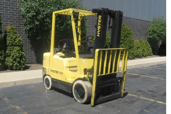 Hyster Forklift S60XM