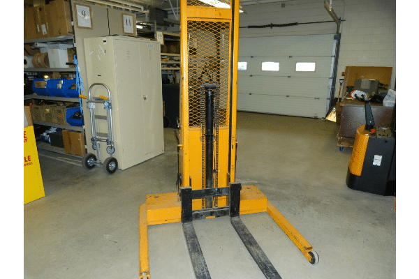 Used Liftrite Pallet Stacker