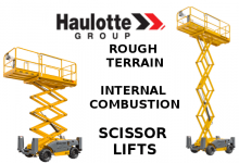 Haulotte - RT.IC.Scissor-lift
