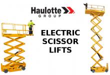 Haulotte-electric-scissor-lifts
