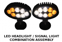 LED Headlight-signal-light