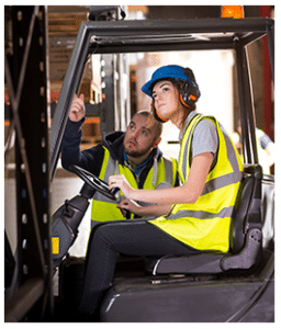 Lift Truck Operators