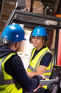 Lift Trucks operator