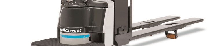Unicarriers Electric Pallet Trucks