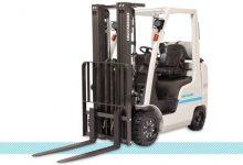 Unicarriers Platinum II Forklift